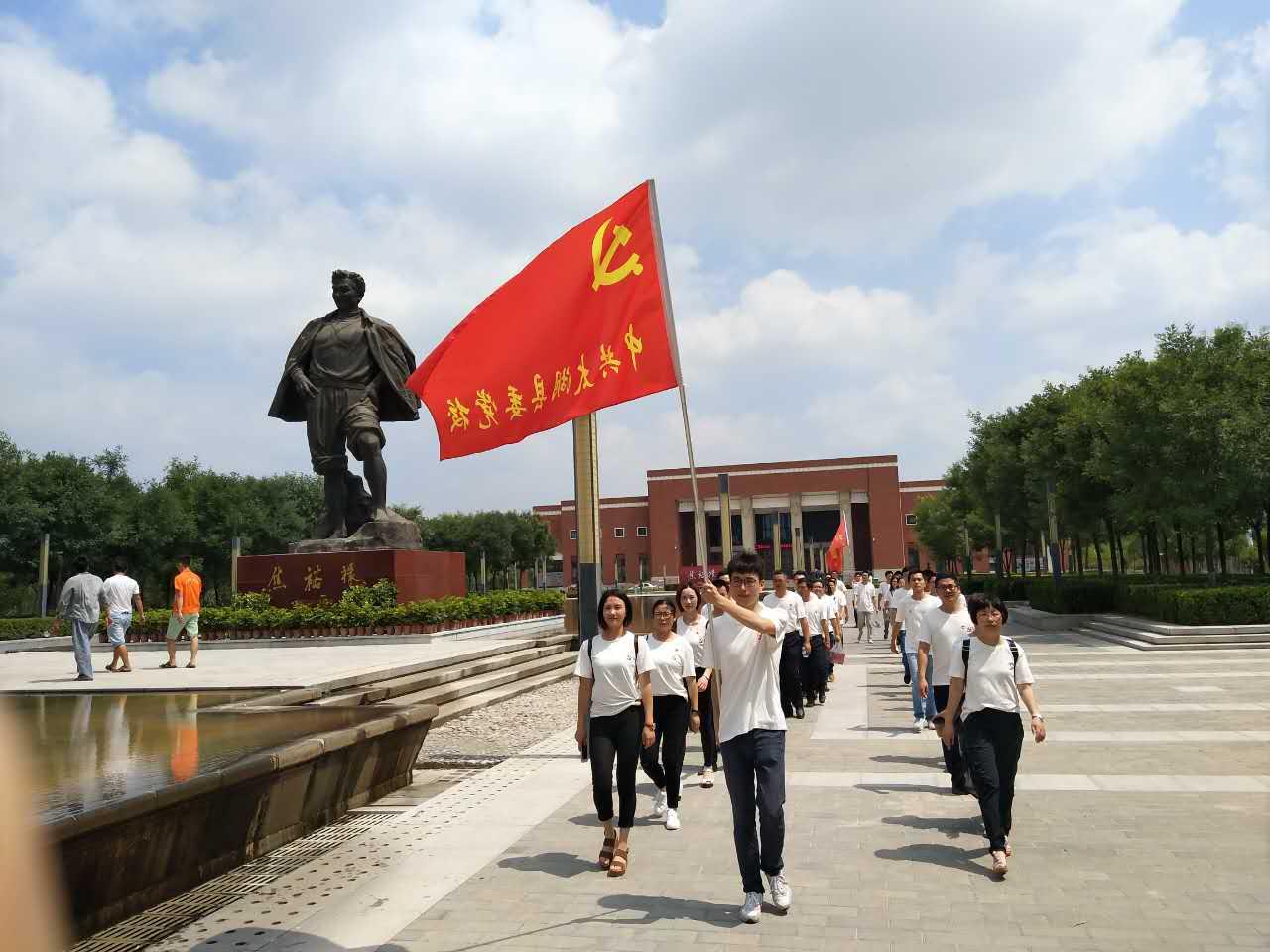 青干班丨2017年太湖青干班之兰考学习篇